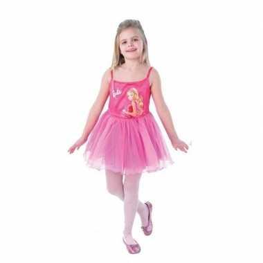 Barbie ballerina carnavalskleding meisjes helmond