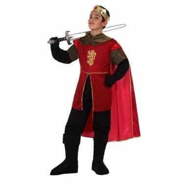 Carnaval/feest ridders/koningen verkleedcarnavalskleding henry jonge