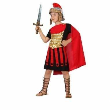 Carnaval/feest romeinse gladiator/soldaten verkleedcarnavalskleding