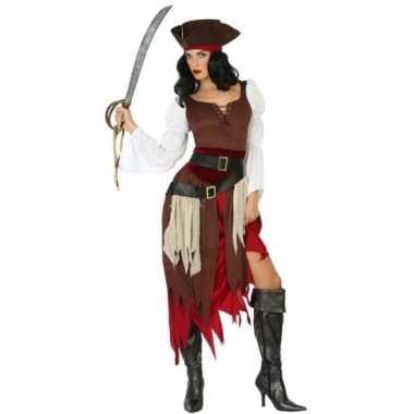 Carnaval piraten carnavalskleding francis dames helmond