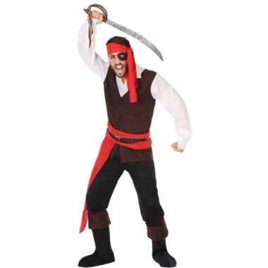 Carnaval piraten carnavalskleding john heren helmond