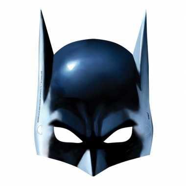 Carnavalskleding batman gezichtsmasker stuks helmond