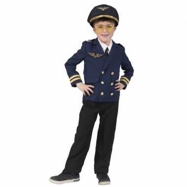 Carnavalskleding carnaval pilotenjas kinderen helmond