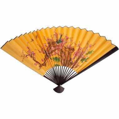 Carnavalskleding chine versiering waaier helmond