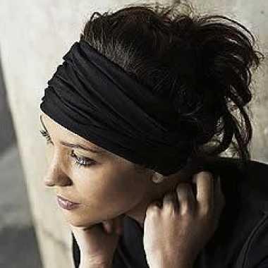 Carnavalskleding dames haarband helmond