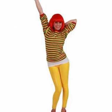 Carnavalskleding dorus shirt dames helmond