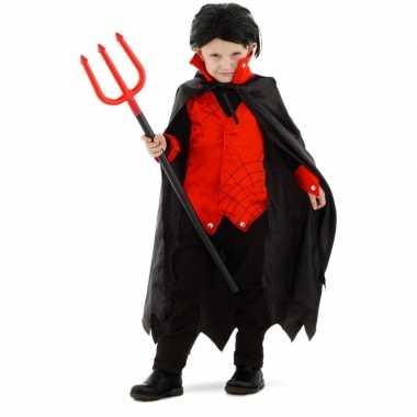 Carnavalskleding dracula/vampier verkleedcarnavalskleding jongens/me