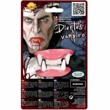 Carnavalskleding eng horror gebit vampier tanden helmond