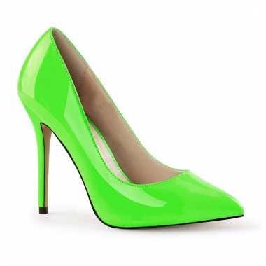 Thème Zombie Pompes Vertes Pour Les Femmes G007ZVG17