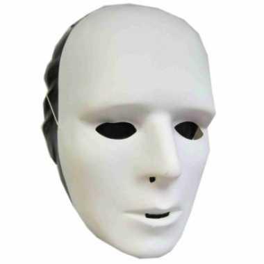 Carnavalskleding grimeer masker mensen gezicht helmond 10045322