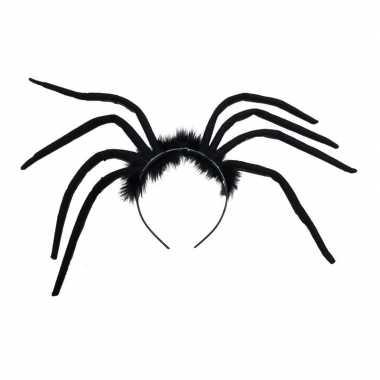 Carnavalskleding haarband spinnenpoten volwassenen helmond