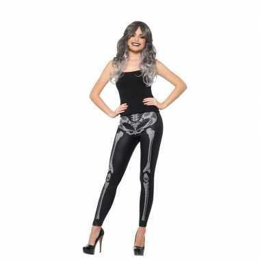 Carnavalskleding halloween dames legging botten helmond
