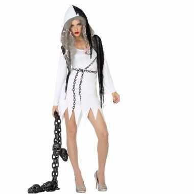 70f0556707b Carnavalskleding halloween geest jurkje dames helmond ...
