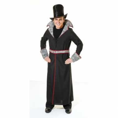 Carnavalskleding halloween jas vampier helmond