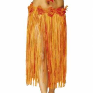 Carnavalskleding  Hoela rokje bloemetjes helmond