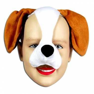 Carnavalskleding honden maskers honden geluid helmond