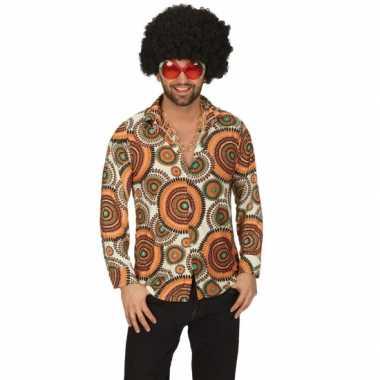 Carnavalskleding  Jaren overhemd heren helmond