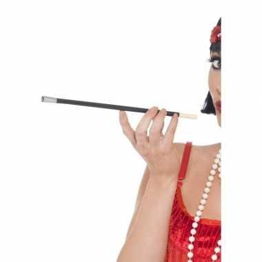 Carnavalskleding jaren sigaretten houder helmond