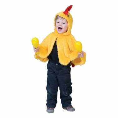 Carnavalskleding kip/haan babys/peuters helmond
