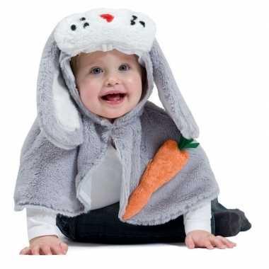Carnavalskleding konijntje babies/peuters helmond