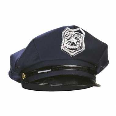 Carnavalskleding  Politiepetten volwassenen helmond