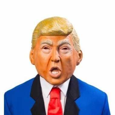 Carnavalskleding presidenten maskers verkleed accessoire helmond