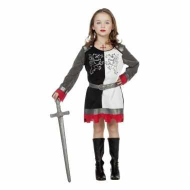 Carnavalskleding ridderjurkje kinderen helmond