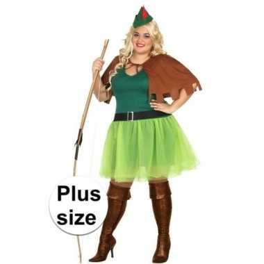 Carnavalskleding robin hood carnavalskleding xxl dames helmond
