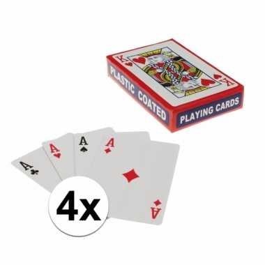 Carnavalskleding spelkaarten stuks x helmond 10095003