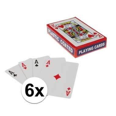 Carnavalskleding spelkaarten stuks x helmond 10095005