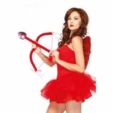Carnavalskleding  Valentijn verkleedset Cupido helmond