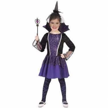 Carnavalskleding vampieren jurkje meisjes helmond