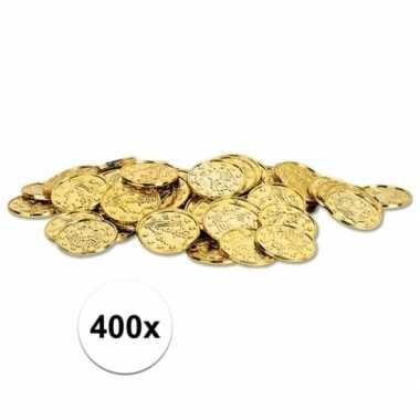 Carnavalskleding x piratengeld gouden munten helmond