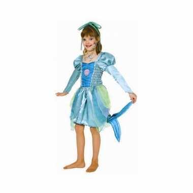 Carnavalskleding zeemeerminnen jurkje meiden helmond