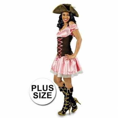 Carnavalskleding Dames Xl.Grote Maten Piraten Carnavalskleding Dames Helmond