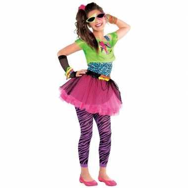 Jaren disco carnavalskleding feestcarnavalskleding meisjes jaar helm