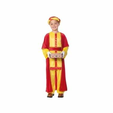 Kerst carnavalskleding balthasar kinderen helmond