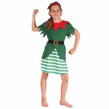 Kerst elf carnavalskleding helmond