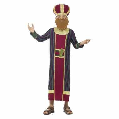 Koning balthazar kerst carnavalskleding jongens helmond