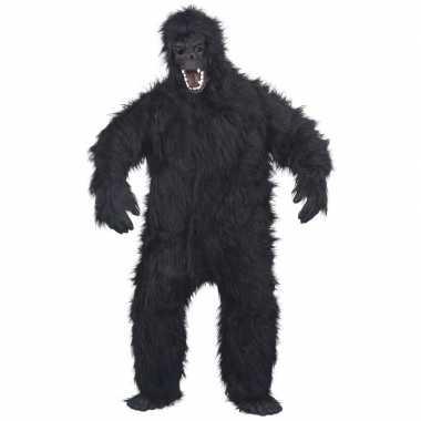 Luxe gorilla carnavalskleding/carnavalskleding volwassenen helmond