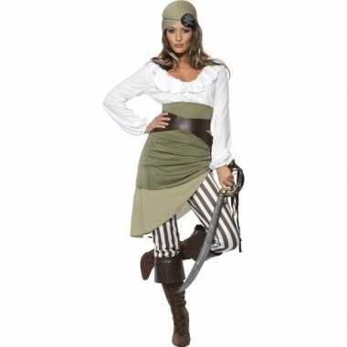 Piraten carnavalskleding dames helmond