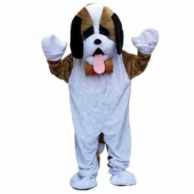Pluche honden carnavalskleding helmond