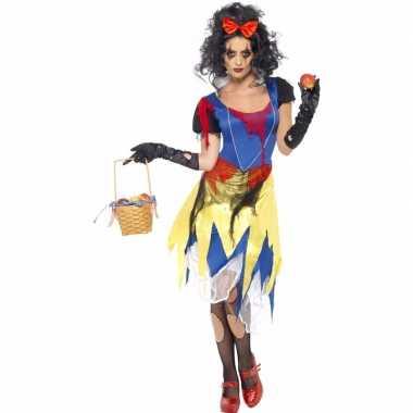 Carnavalskleding Dames Clown.Verkleedcarnavalskleding Horror Sneeuwwitje Dames Helmond