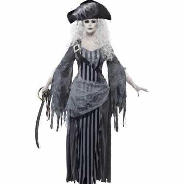 Zombie piraat carnavalskleding dames helmond