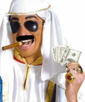 Carnavalskleding arabieren verkleed set helmond