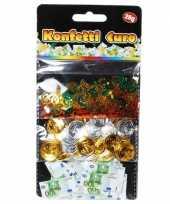 Carnavalskleding confetti strooi geld gram helmond
