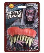 Carnavalskleding eng horror gebit monster tanden helmond 10162763