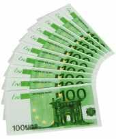 Carnavalskleding euro servetten helmond