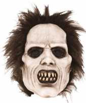 Carnavalskleding feest masker horror zombie helmond