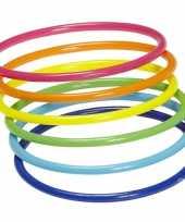 Carnavalskleding feestartikel neon armbandjes helmond